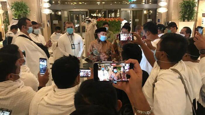 Konjen RI Jeddah: Patuhi Protokol Kesehatan, Rombongan Umrah Pertama Penentu Jemaah Berikutnya, Demi Nama Baik Bangsa dan Negara
