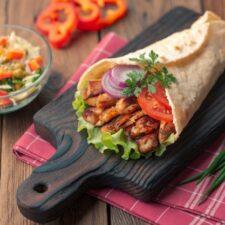 Kuliner Asian Taste  Madina Kebab