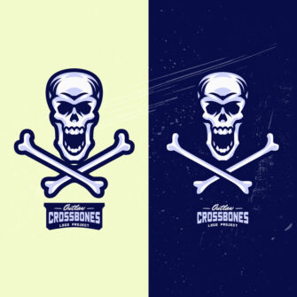 Skull And Crossbones Logo