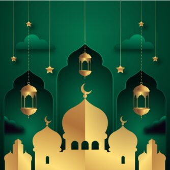 Free Mosque Vector