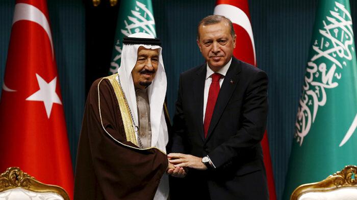 Arab Saudi dan Turki Bentuk Dewan Koordinasi Khusus Untuk Tingkatkan Hubungan Kedua Negara
