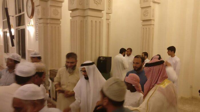 Yang Tersembunyi dari Perbuatan Rakyat Saudi