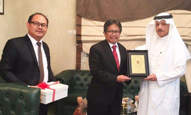 Konsul Jenderal RI di Jeddah: Tingkatkan Kerjasama Antar Pemuda Indonesia dan Arab Saudi