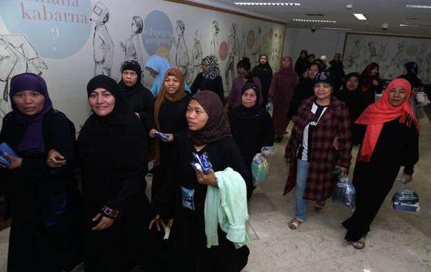 Pekerja Domestik Tidak Dilindungi UU Ketenagakerjaan Arab Saudi