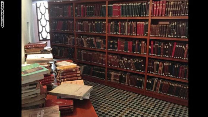 Perpustakaan Pak Ustadz
