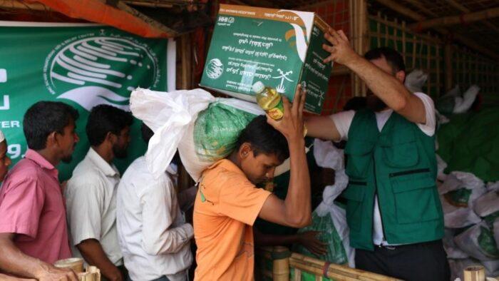 Saudi Kucurkan 15 Juta Dollar Untuk Pengungsi Rohingya