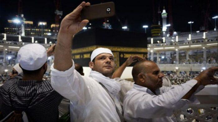 Arab Saudi Resmi Larang Berfoto di Masjidil Haram