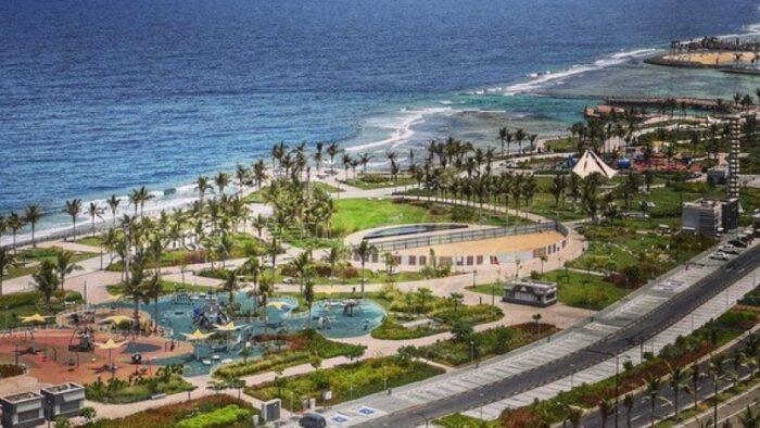 Destinasi Wisata Baru di Jeddah Diresmikan