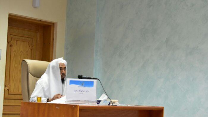 ICC Dammam Siap Menyambut Pengajar Masjid Nabawi, Ustadz Dr. Abdullah Roy, MA
