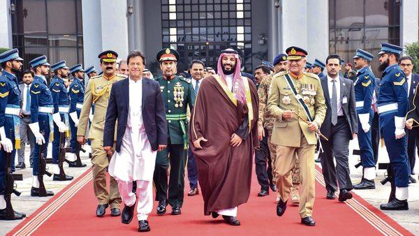 Muhammad bin Salman: Kami Tidak Akan Membiarkan Distorsi Agama dan Intimidasi Warga Sipil di Negara-negara Muslim