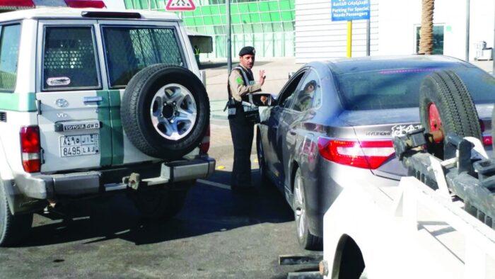 """Murur"" Mulai Menertibkan Mobil yang Parkir di Tempat Khusus Penumpang Disable"