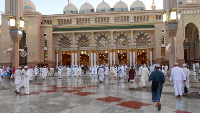 100 Pintu Masuk Masjid Nabawi Menyambut Musim Umrah Tahun Ini