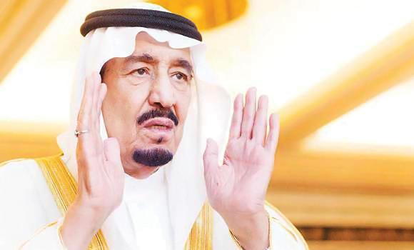 Seruan Raja Salman untuk Shalat Istisqo