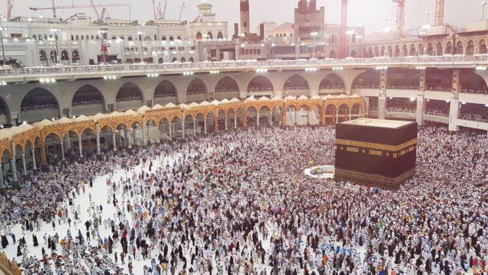 Video: Lagi, Seorang Warga Mesir Mengaku Sebagai Imam Mahdi di Area Thowaf Masjidil Haram