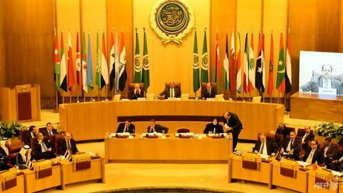 Liga Arab Menuntut Trump Membatalkan Keputusannya Terkait Yerusalem