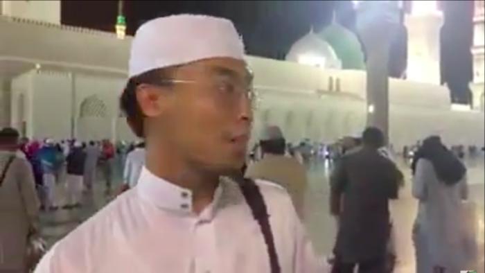 Video: Klarifikasi Perayaan Maulid Nabi di Arab Saudi oleh Mahasiswa Universitas Islam Madinah