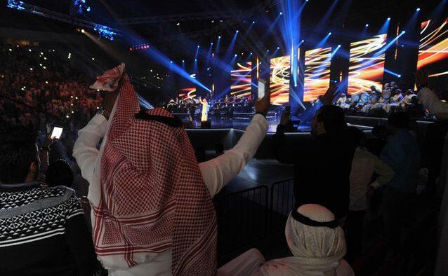 Pertunjukan Musik dan Bioskop di Arab Saudi