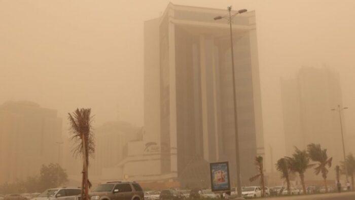 Badan Meteorologi: Angin dan Debu di Mekkah Sampai Rabu