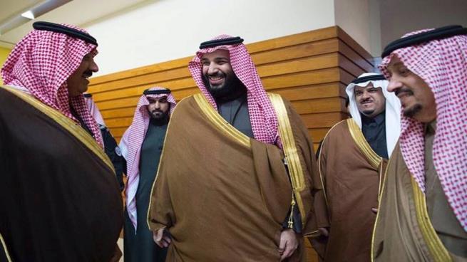 Pangeran yang Ditangkap Bersama Pangeran yang Menangkap