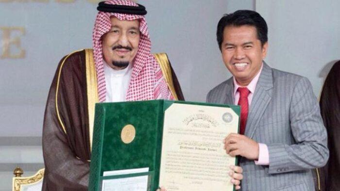 Putra Indonesia, Prof Irwandi Jaswir Menangkan Hadiah King Faisal International Atas Khidhmahnya Kepada Islam