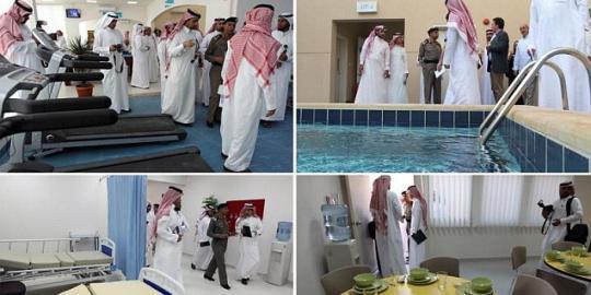 Setelah Menjadi Tuan Rumah 11 Pangeran: Penjara Al-Hair Menjadi Tempat yang Paling Ketat Dijaga