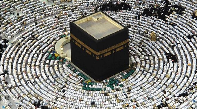 Berapa Lama Jemaah Shalat Merapikan Shafnya di Masjidil Haram?
