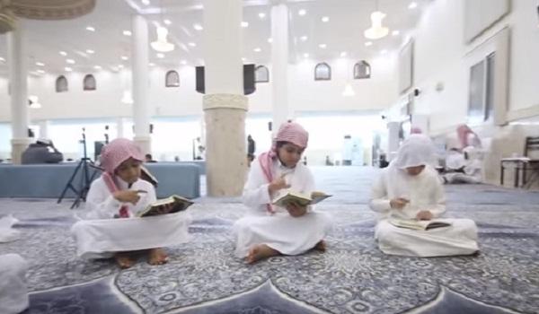 Foto dan Video: Halaqoh Tahfizhul Quran Untuk Tunarungu di Thaif