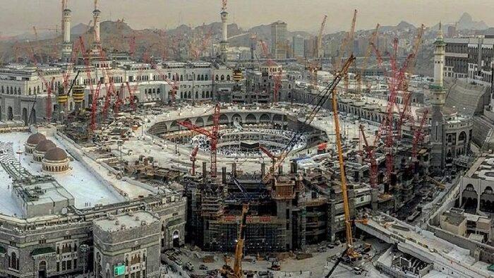 Mega Upaya Arab Saudi Terhadap Masjidil Haram Makkah dan Masjid Nabawi Madinah