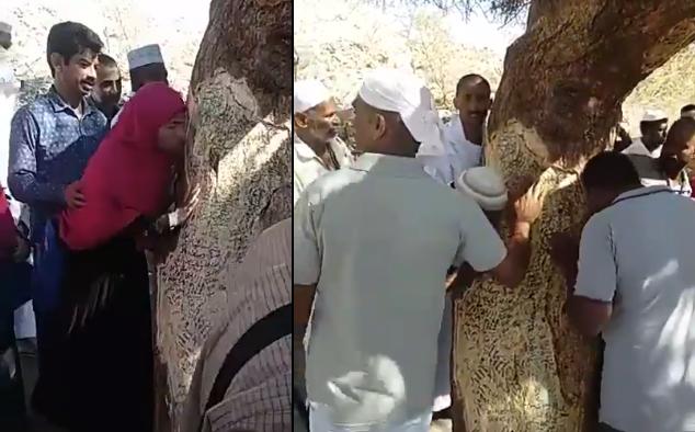 Pemerintah Provinsi Makkah Menghapus 4 Situs di Taif yang Biasa Dikunjungi Jemaah Umrah dan Haji untuk Tabaruk