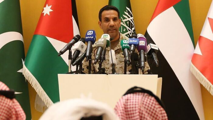 Juru Bicara Koalisi Arab: Arab Saudi Memiliki Hak Untuk Membalas Iran Pada Waktu dan Cara yang Tepat