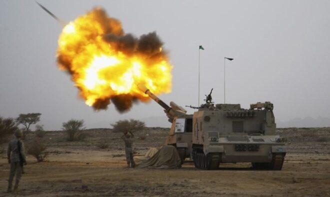 4 Rudal Syiah Houtsi Kembali Berhasil Digagalkan Pertahanan Udara Arab Saudi