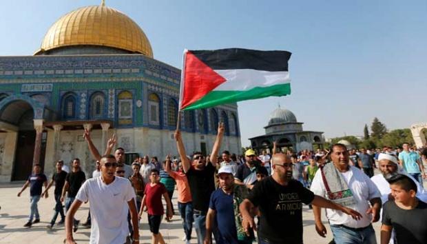 Arab Saudi Kembali Menegaskan Posisinya Bersama Rakyat Palestina