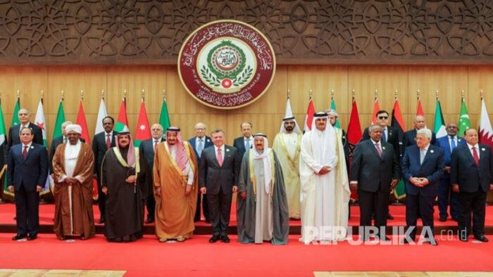 Raja Salman Mengganti Nama KTT Arab di Dhahran dengan 'KTT Yerusalem' Sebagai Solidaritas Terhadap Palestina