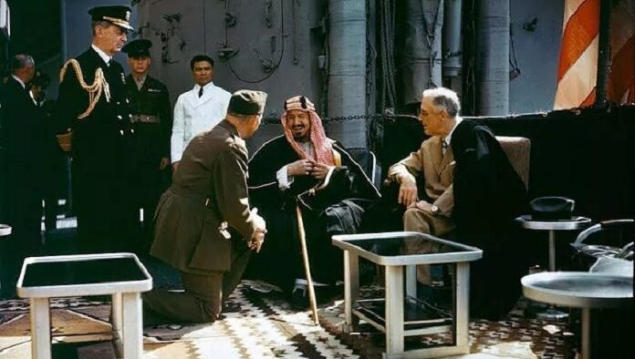 Saudi Antek Yahudi