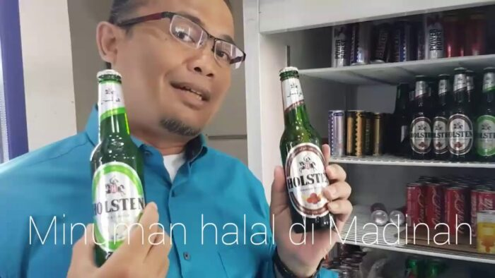 Di Jakarta Dianggap Haram, Di Madinah Beredar
