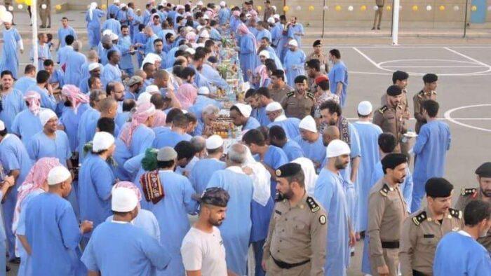 Suasana Lebaran di Penjara Arab Saudi