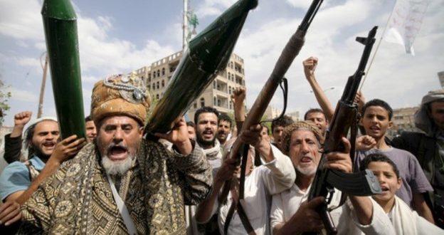 Syiah Houtsi Dukungan Iran Kembali Serang Riyadh dengan Rudal Balistik