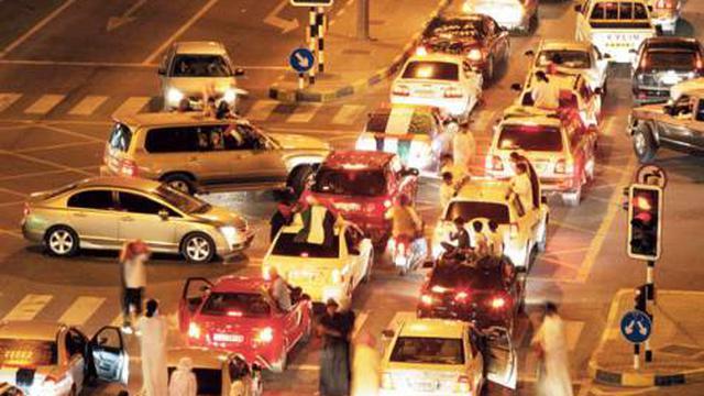 Amandemen Denda Bagi Pelanggar Lalu Lintas di Arab Saudi