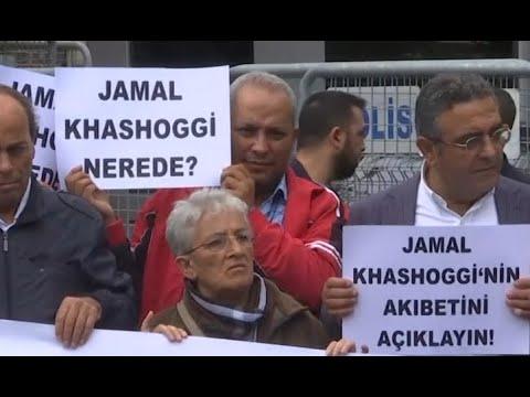Episode Lanjutan Drama Penculikan Jurnalis Saudi, Jamal Khashoggi di Turki