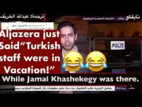 Koran Sabah Turki Menyangkal Memiliki Rekaman Mutilasi Khashaggi di Konsulat Saudi