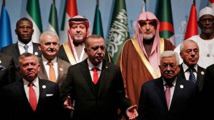Negara-negara Arab Menyuarakan Dukungan Kepada Arab Saudi