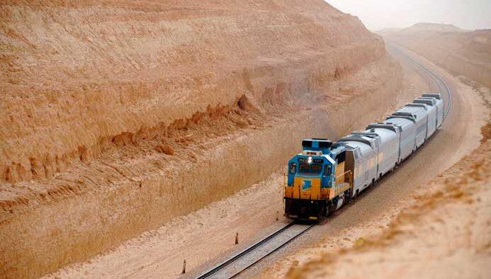 Rute Baru Kereta Jurusan Riyadh ke Al Jouf