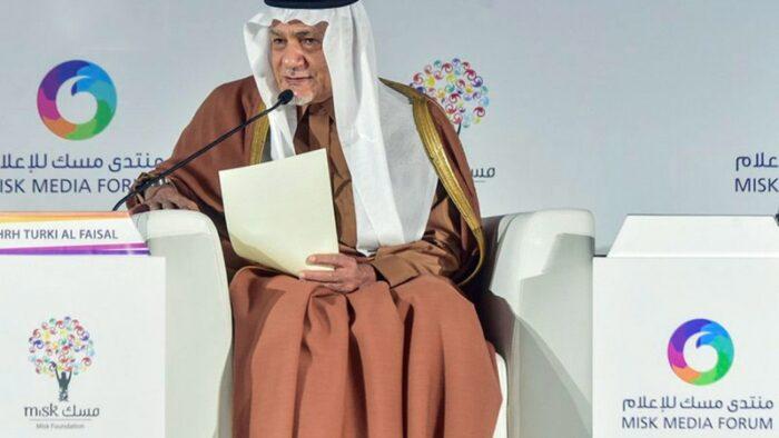 """Pangeran Turki al-Faisal: """"Berita Palsu Merupakan Alat Propaganda, Bukan Saja Antara Individu, Tetapi Juga Negara"""""""