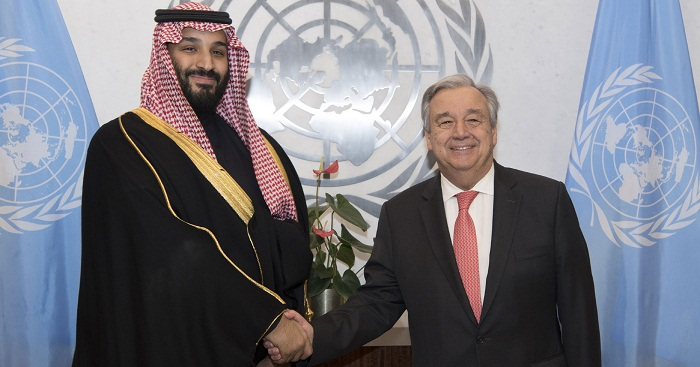 Arab Saudi Siapkan Tambahan $ 500 Juta Untuk Program Kemanusiaan PBB di Yaman