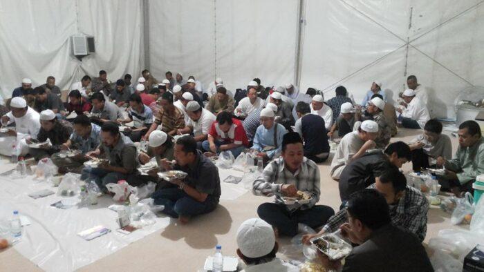Kumpul Santai ICC Dammam