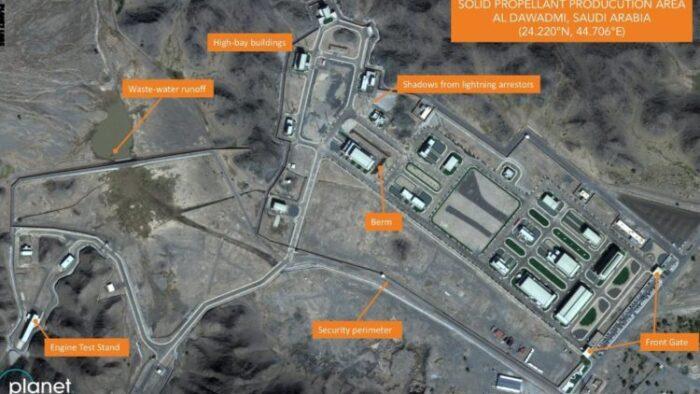 CNN: Arab Saudi Tengah Mengembangkan Rudal Balistik