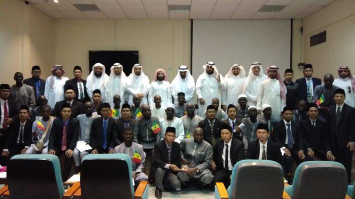 Daurah Bahasa Arab Musim Panas Tahunan di Universitas Ummul Qura