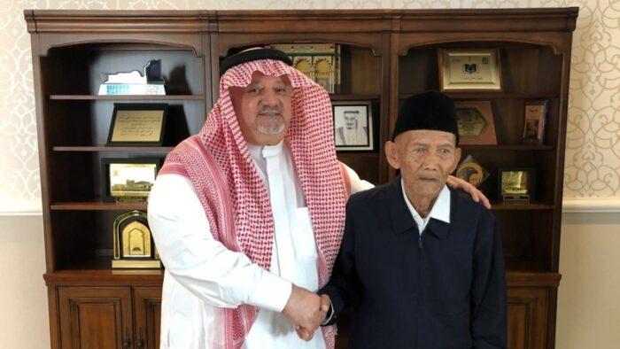 Raja Salman Menjawab Keinginan Berhaji Orang Tua di Indonesia