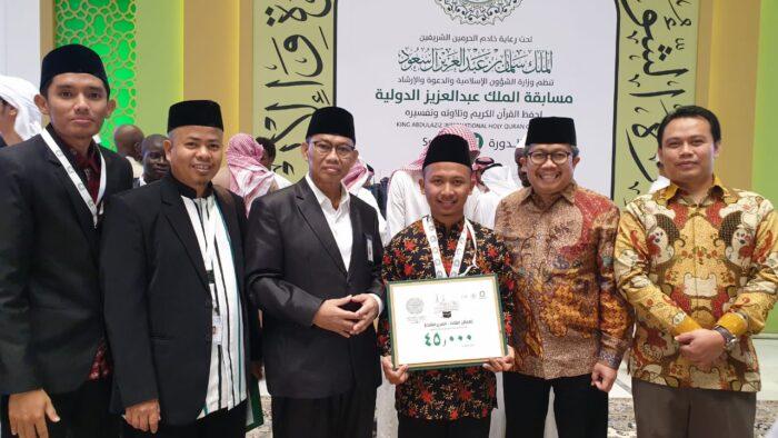 Indonesia Juara Hafal Al Qur'an, Gubernur Mekkah Beri Selamat