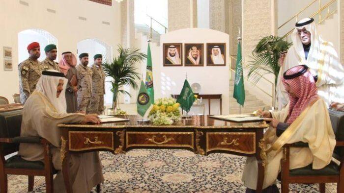 Negara Arab Teluk Sepakat Bentuk Markas Komando Militer Bersama